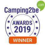 Camping2be Awards 2019