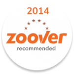 Zoover 2014 Recommended