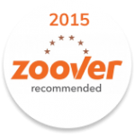 Zoover 2015 Recommended