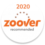 Zoover Recommended 2020