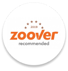 Zoover 2019 recommended