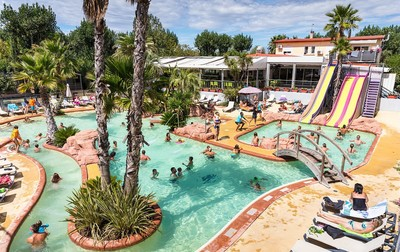 Camping L'Oasis Palavasienne, France, Languedoc Roussillon, Lattes